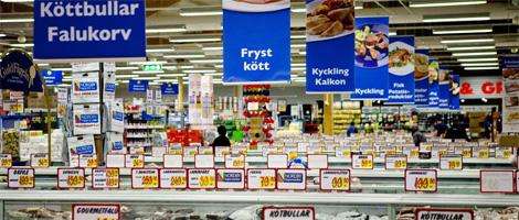 matbutikker i norge
